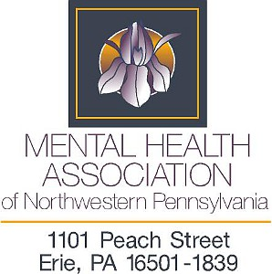 Logo for Mental Health Association of Northwestern PA
